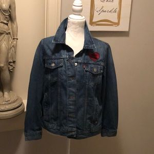💋| Levi Strauss |💋 Jean Jacket